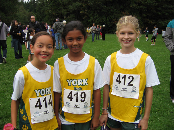 Jr. Cross-Country First Race Oct 2010