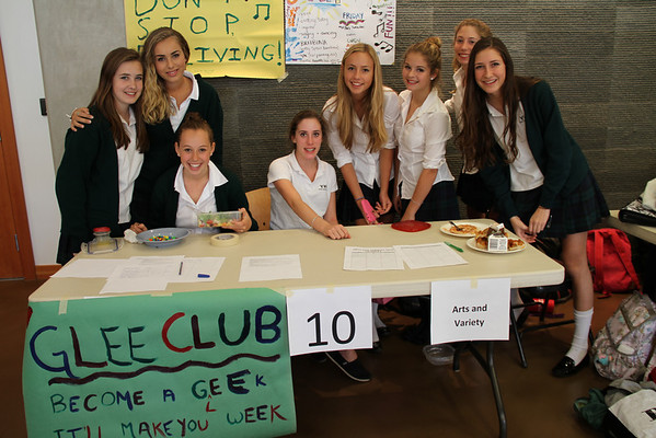 Clubs Day 2012