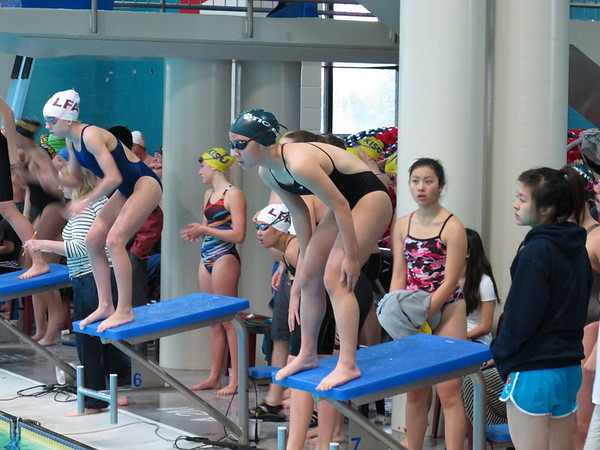 Provincial Championships at Watermania