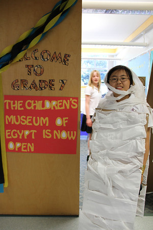 Gr. 7 Egyptian Children's Museum